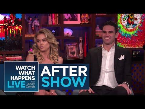 After Show: Carl Radke And Lauren Wirkus' Current Relationship | Vanderpump Rules | WWHL