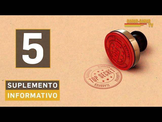 Suplemento Informativo 5