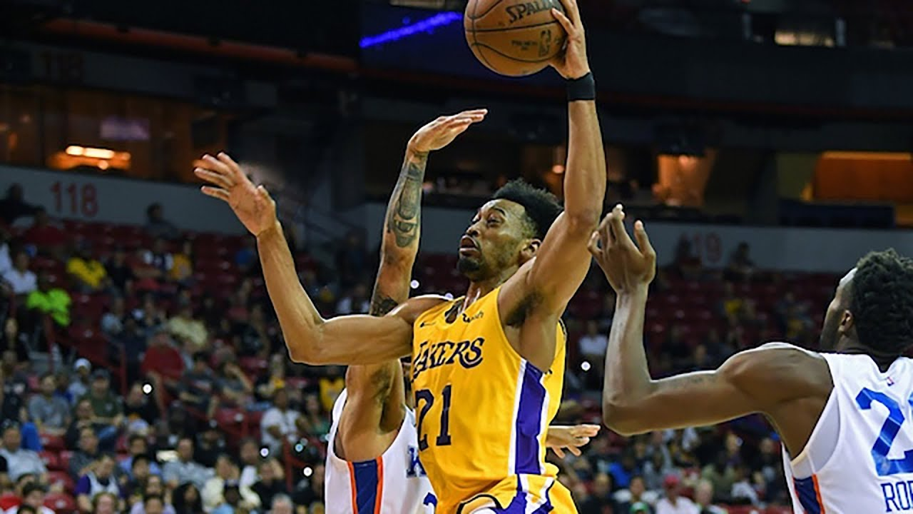 07470e52bcd Johnathan Williams Talks About Playing with LeBron James. West Coast  Conference