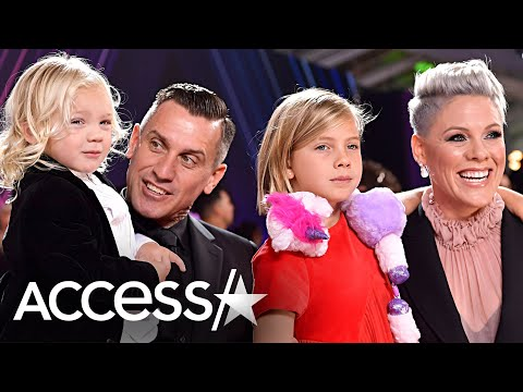 Pink Gets Candid On Raising Her 2 Kids As A Rock Star Mom