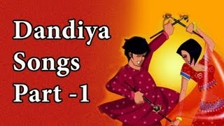 Dandiya Songs Part 1 - Govinda - Juhi Chawla - Aamir Khan - Bollywood Garba Dandiya Songs