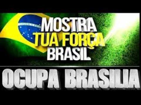 """FATOS E FOTOS DA MANIFESTAÇÃO """"OCUPA BRASÍLIA"""" - PARTE 2"""