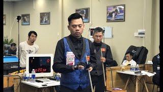 Dương Anh Vũ vs Mã Minh Cẩm. Billiards Út Nhi Cup