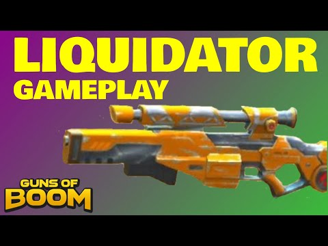 Guns of Boom: Liquidator!