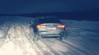 Audi A6 (C7)  Едет.