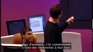 Sergey Brin et Larry Page parlent de Google - Conférence TED