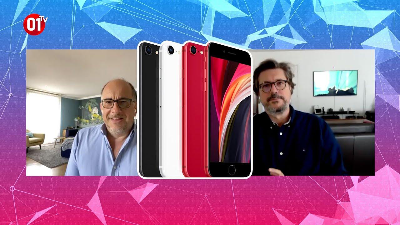 01Hebdo #263 : Le nouvel iPhone SE est-il un bon plan ?