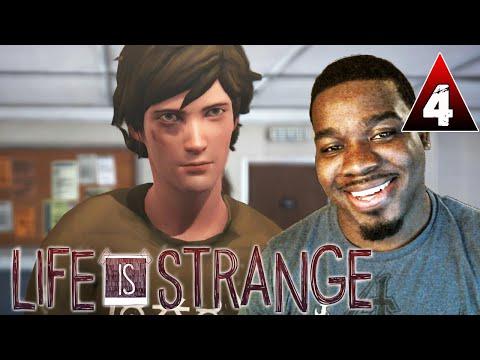 Life Is Strange Episode 4 Dark Room Gameplay Walkthrough Part 4 Warren The Savage - Lets Play