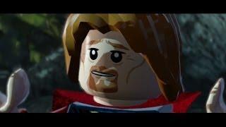 LEGO Lord of the Rings Walkthrough Part 6 - Amon Hen