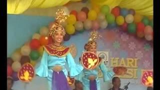 Tari Rakyat Terengganu - Tarian Selamat Datang