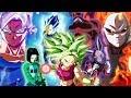 Top 70 Strongest Dragon Ball Super {Universe Survival Saga} Characters ドラゴンボール超 [Series Finale]