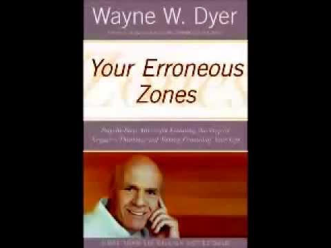 Wayne Dyer   Your Erroneous Zones   Full Audiobook
