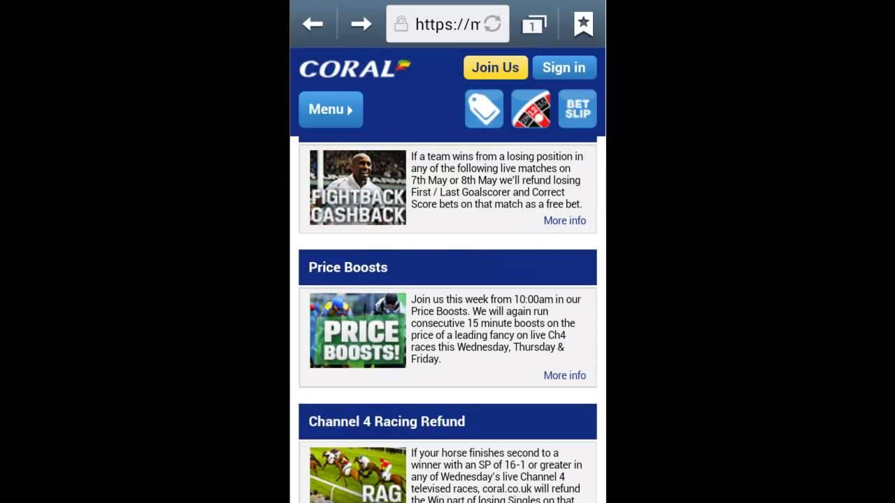 Download Coral App