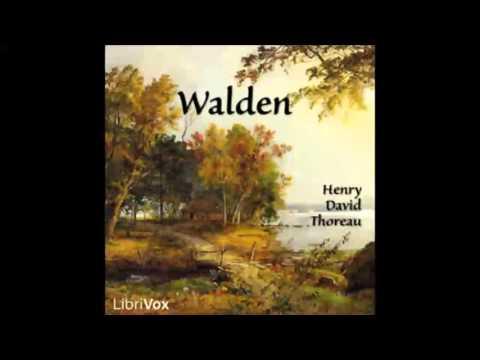 Walden (FULL Audiobook)