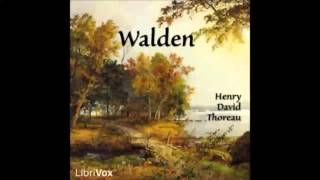 Walden (FULL Audiobook)