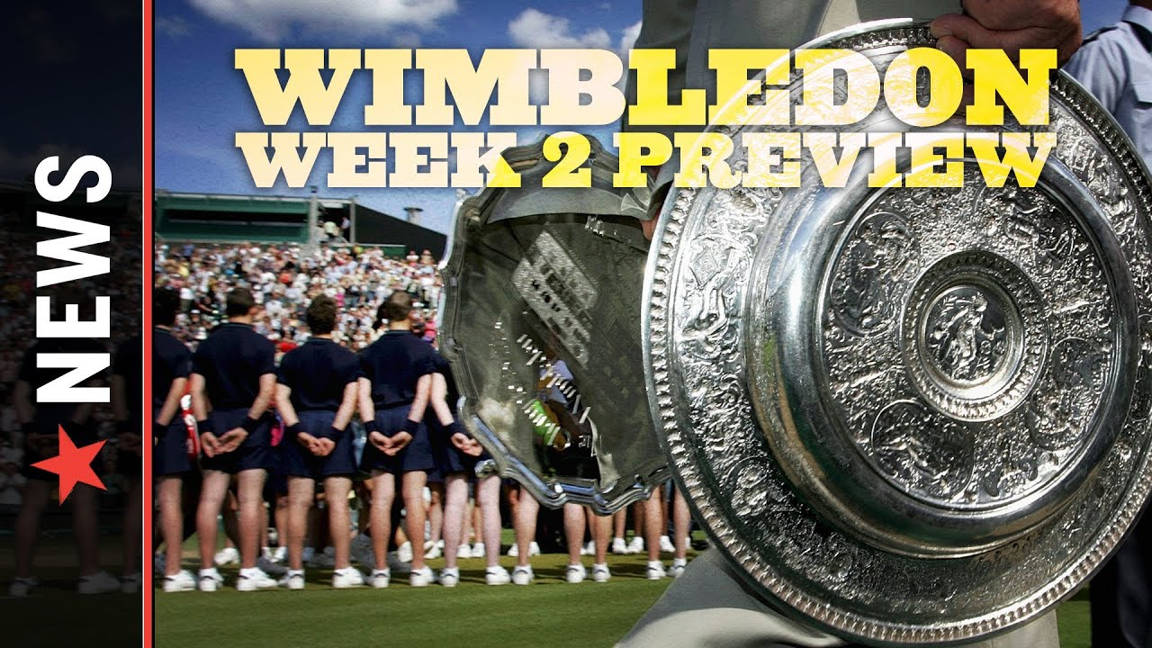 Wimbledon seedings: Murray top with Djokovic, Federer and Nadal chasing