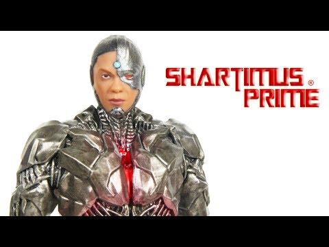 Justice League Cyborg Kotobukiya ArtFX+ DC Comics Movie Statue Review