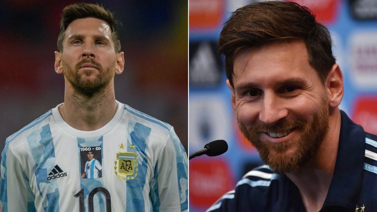 Lionel Messi SPEAKS on his footballing dream & Argentina's Copa America hopes