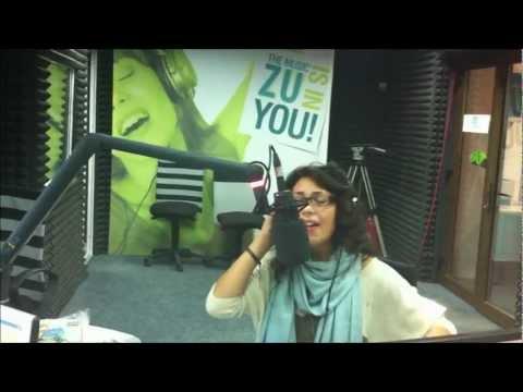 Antonia Filip (X Factor) - I Follow Rivers (Live la Morning ZU)