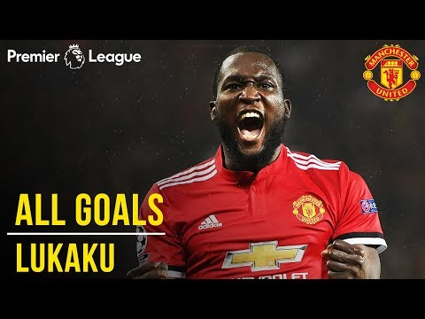 Manchester United Season Review: Romelu Lukaku | All 16 Premier League Goals in 2017/18