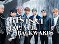 BTS Blood Sweat Tears Jp Ver Backwards AKA Madness mp3