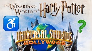 Universal Studios   Accessibility Review