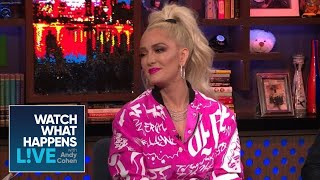 Is Erika Jayne Guilty Of Hating On The New 'Wives? | RHOBH | WWHL