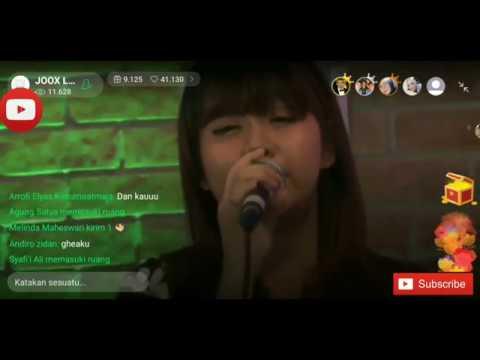 Ghea Indrawari - Rinduku (Live JOOX)