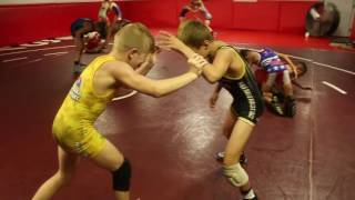 Man Of Steel Wrestling Camp 8th Grade and Below