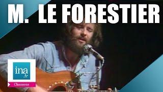 """Maxime Le Forestier """"La folle complainte"""" (live officiel) - Archive INA"""