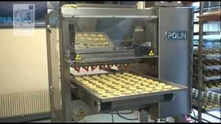POLIN Multidrop Junior - Cookie Machine by pro BAKE Professional Bakery Equipment