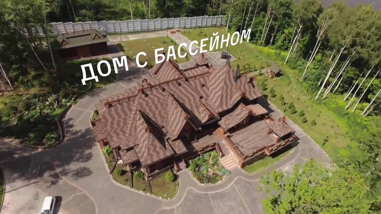 Фото дачи медведева