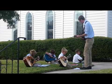 Ambleside School of Ocala Guitar Lessons