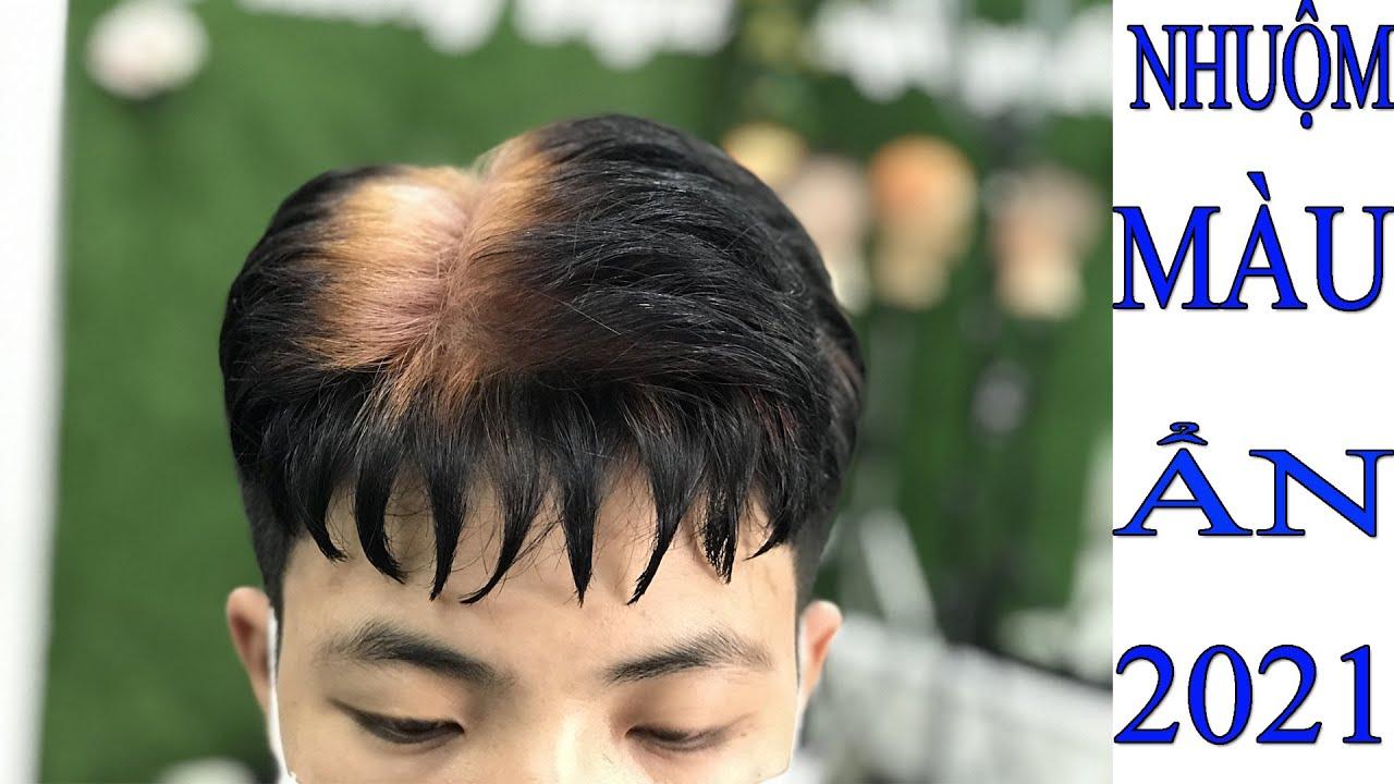 Kết Quả Màu Nhuộm Ẩn|  TÓC NAM ĐẸP 2021 | NHUỘM MÀU ẨN HOT NHẤT 2021 | Khái quát các thông tin nói về màu tóc nam đẹp 2020 đầy đủ