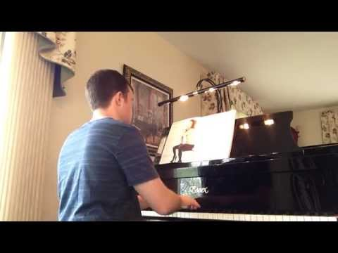 """""""Over the Rainbow"""" arranged by Lorie Line"""