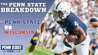 Penn State vs Wisconsin Preview | The Breakdown with Adam Breneman | Penn State Football 2018