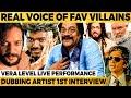 OMG😱 தெறிக்கவிட்ட Ultimate LIVE Dubbing Performance! Bangam🔥 Ravishankar's 1st Exclusive Interview