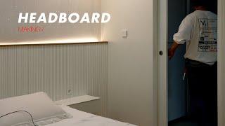 W103_Headboard Bedroom with sl…