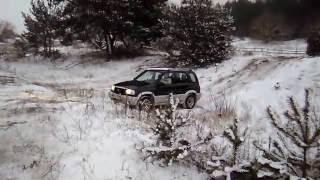 Suzuki Grand Vitara 2.0 automat Zima leciuteńki Off road