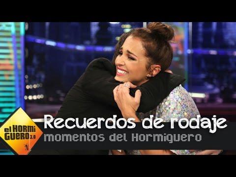Paula Echevarría se derrumba al recordar la última escena con José Sacristán - El Hormiguero 3.0 thumbnail