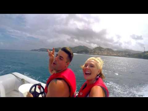 Grenada Honeymoon 2015