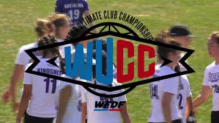 WUCC 2018 – 6ixers (CAN) vs. Brilliance (RUS)