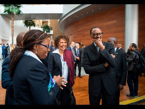 President Kagame at the Retreat of Heads of State on African Union Reform 2017