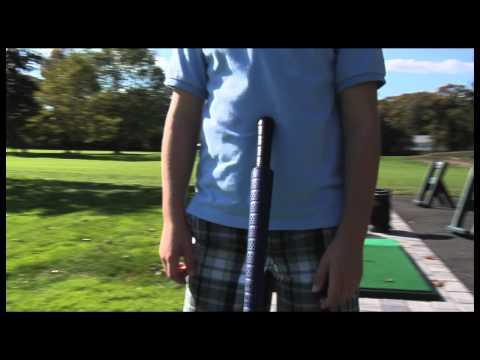 Club-Hugger: Golf Adjustable Grip for Children