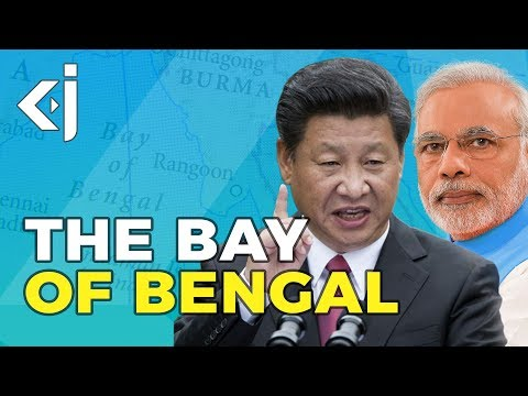 The GEOPOLITICS of the BAY OF BENGAL - KJ Vids