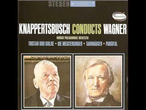 WAGNER - Tristan und Isolde - 'Prelude and Liebestod' - Hans Knappertsbusch (Munich Philharmonic)