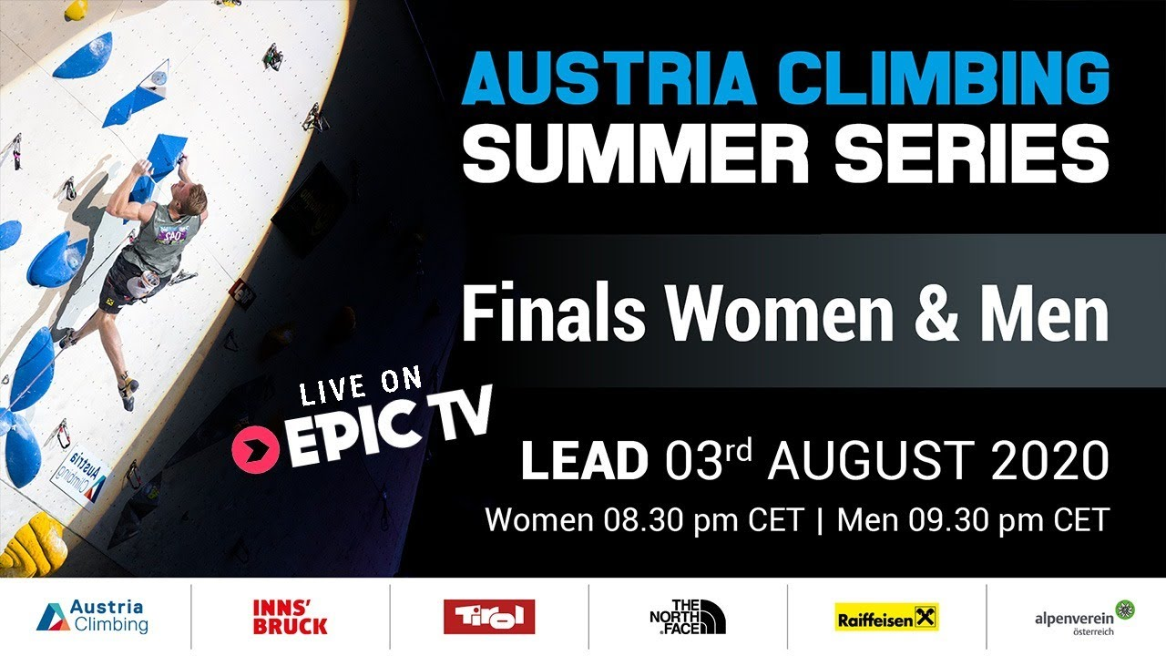 Austria Climbing Summer Series LEAD #1  | Women's And Men's Finals