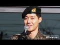 170211 Kim Hyun Joong 김현중 - Feelings On Discharge video