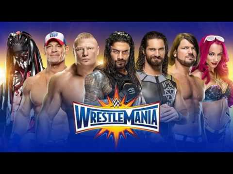 """WWE Wrestlemania 33 Official Theme """"Greenlight"""" for 30 minutes"""