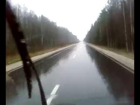 Дорога на Шахунью